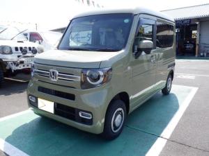 ホンダ N-VAN+スタイル ファン・ターボホンダセンシング 4WD