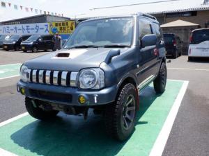 スズキ ジムニー ランドベンチャー モモステ 4WD マニュアル車