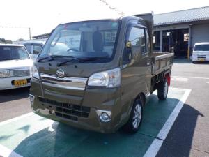 ダイハツ ハイゼットトラック  ダンプ 4WD マニュアル車