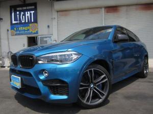 BMW X6 M M 21インチアルミ 2オーナー 車検R2年12月2日 SR