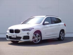 BMW X1 xDrive 18d Mスポーツ ACCHUD純正18AW