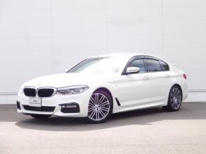 BMW 5シリーズ 523d Mスポーツ ハイラインパッケージ シートヒーター