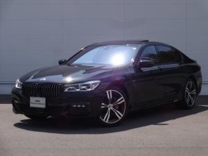 BMW 7シリーズ 740i Mスポーツ ACC HDDナビ Bカメラ レザー