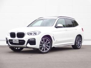 BMW X3 xDrive 20d Mスポーツ レザー ACC サンルーフ