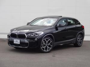 BMW X2 sDrive 18i MスポーツX ACC サンルーフ