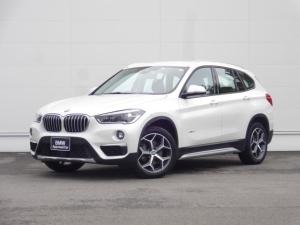 BMW X1 sDrive 18i xライン ACC HUD 電動シート