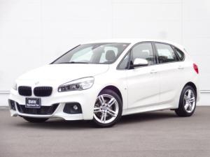 BMW 2シリーズ 218dアクティブツアラー Mスポーツ HDDナビ 電動リアゲート LEDヘッドライト