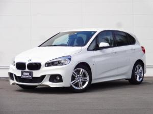 BMW 2シリーズ 218dアクティブツアラー Mスポーツ バックカメラ リアPDC 電動リアゲート