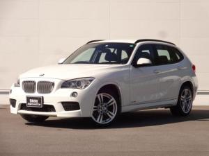BMW X1 sDrive 18i Mスポーツ 純正HDDナビ コンフォートアクセス