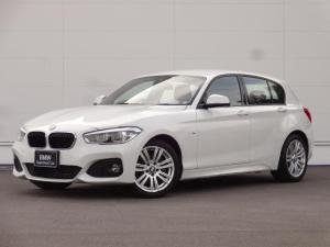 BMW 1シリーズ 118d Mスポーツ 純正HDDナビ コンフォートアクセス