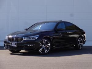 BMW 7シリーズ 740i Mスポーツ ACC HUD サンルーフ レザーシート