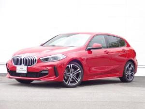BMW 1シリーズ 118i Mスポーツ HDDナビ ACC Bカメラ オートマチックテールゲート 電動シート コンフォートアクセス SOSコール bluetooth ETC 18インチAW 前後PDC