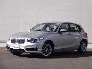 BMW 1シリーズ 118i スタイル 純正HDDナビ Bカメラ PDC パーキングアシスト シートヒーター クルーズコントロール LEDヘッドライト ブルートゥース CD・DVD再生 純正16インチアルミホイール コンフォートアクセス