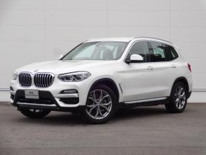 BMW X3 xDrive 20i Xライン 純正HDDナビ Bカメラ レザーシート シートヒーター 電動シート ACC パーキングアシスト LEDヘッドライト 前後PDC ブルートゥース ワイヤレスチャージング 純正19インチアルミホイール