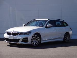 BMW 3シリーズ 318iツーリング Mスポーツ HDDナビ ACC ハンズオフ Bカメラ ETC Bluetooth 電動シート LEDヘッドライト オートマチックテールゲート リバースアシスト