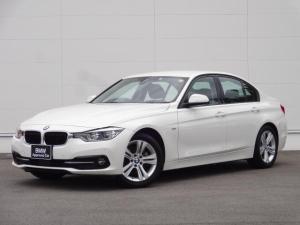 BMW 3シリーズ 320i スポーツ HDDナビ ACC 追突軽減ブレーキ LEDヘッドライト Bカメラ 前後PDC ETC 電動シート コンフォートアクセス Bluetooth ミュージックサーバー CD/DVD SOSコール