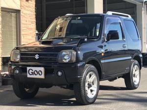 スズキ ジムニー ワイルドウインド ナビ 軽自動車 ETC 4WD ブラック