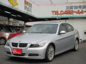 BMW 3シリーズ 335i 純正ナビ&コーナーセンサー サンルーフ 黒革パワーシート&シートヒータ BBS18インチアルミ ルームミラー内蔵ETC HID スマートキー2ヶ
