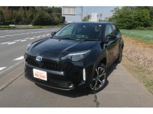 トヨタ ヤリスクロス ハイブリッドZ 登録済未使用車 ディスプレイオーディオ パノラミックビューモニター 合皮革ハーフレザーシート オートブレーキ 全車速追従機能 トヨタセーフティーセンスPKG  LEDターンランプ パワーシート