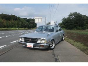 トヨタ コロナ  GT F5速 18R-Gエンジン 4連SOREX 13インチHAYASIレーシング 社外足廻り シート張替済み エアコン