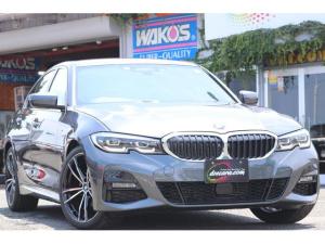 BMW 3シリーズ 320d xDrive Mスポーツ OP19インチホイール・アルカンターラレザーシート・コンフォートアクセス・Assisted Driving ディスタンスコントール・DRL・置くだけ充電・LKA/インテリジェントセーフティー