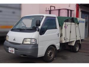 三菱 デリカトラック 高圧ポンプ車 シンショー社製 8ナンバー
