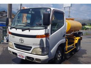 トヨタ ダイナトラック 散水車 積載2t NOX・PM適合