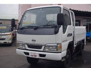 日産 アトラストラック 高床セミロング 4WD 新明和製垂直ゲート 積載2t