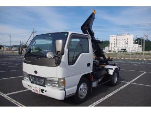 日産ディーゼル コンドル  脱着装置付コンテナ専用車(アームロール) いすゞOEM 4HL1 積載2t