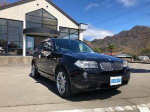 BMW X3 3.0si サンルーフ