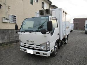 いすゞ エルフトラック 2t4WD低温冷凍車 スタンバイ付