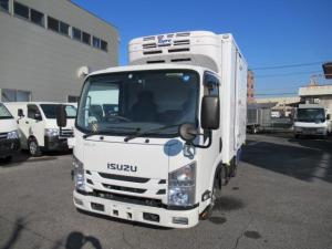 いすゞ エルフトラック 2t低温冷凍車