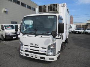 いすゞ エルフトラック 3t標準ロング低温冷凍車 スタンバイ装置付