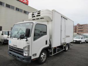 いすゞ エルフトラック  低温冷凍車 格納ゲート・スタンバイ装置付