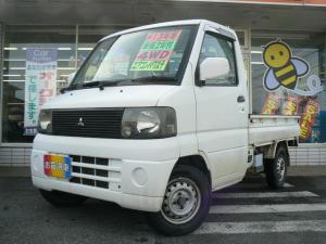 三菱 ミニキャブトラック ベースグレード 4WD エアコン パワステ