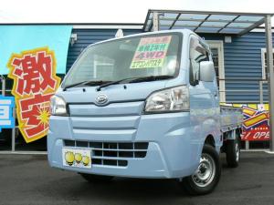 ダイハツ ハイゼットトラック スタンダード 4WD エアコン パワステ エアバッグ タイミングチェーン