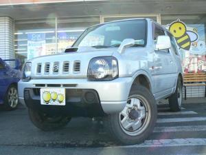 スズキ ジムニー XL 4WDターボ キーレス CDMD エアバッグ ABS タイミングチェーン 5速マニュアル