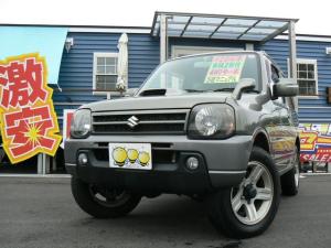 スズキ ジムニー ランドベンチャー 5速マニュアル 4WDターボ ハーフレザーシート シートヒーター 純正アルミ キーレス CD エアバッグ ABS タイミングチェーン
