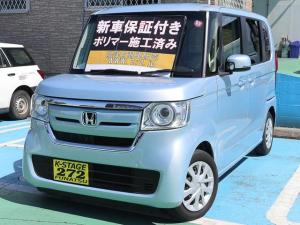 ホンダ N-BOX G・Lターボホンダセンシング
