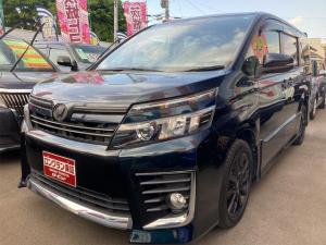 トヨタ ヴォクシー ZS リアエアコン 横滑り防止装置 ETC付 アイストップ CD