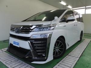 トヨタ ヴェルファイアハイブリッド ZR