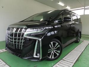 トヨタ アルファード 2.5S Cパッケージ 革シートサンルーフデジタルインナーミラー