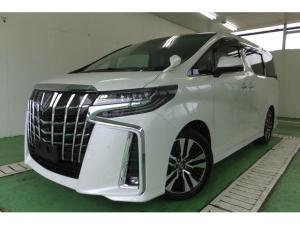 トヨタ アルファード 2.5S Cパッケージ ナビバックモニターサンルーフドライブレコーダーETC