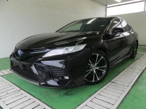 トヨタ カムリ WSレザーパッケージ ナビサンルーフETCダウンサス装着車