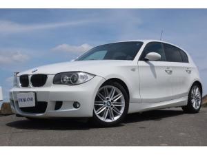 BMW 1シリーズ 130i Mスポーツ  6速マニュアル 黒レザーシート
