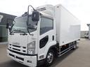 いすゞ/フォワード 09138 低温冷凍車-30度設定格納式パワーゲート長594