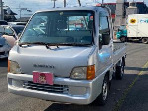 スバル サンバートラック TC スーパーチャージャー 4WD PS AC