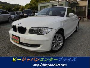 BMW 1シリーズ 116i 6速AT ナビ HID ETC スマートキー
