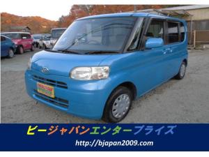 ダイハツ タント Xスペシャル タイミングチェーン CVT  2WD