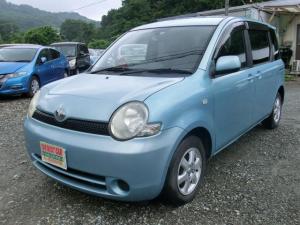 トヨタ シエンタ X タイミングチェーン キーレス HID